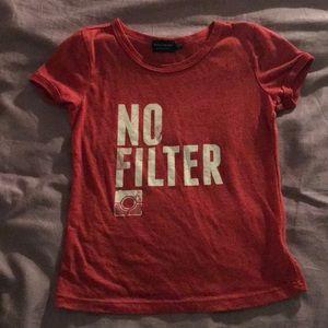 Little Girls size small t-shirt